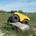 Warthog Land Drone