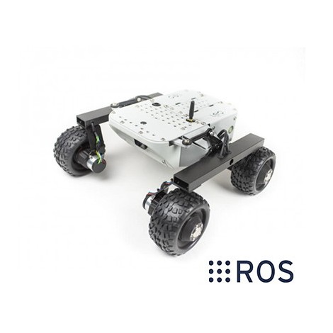 Leo Rover Mobile Robot (without arm) - assembled