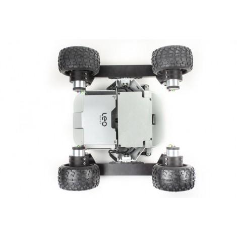 Mobiler Roboter Leo Rover (ohne Arm) - montiert