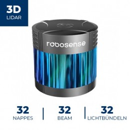 Robosense RS-LiDAR-32-3D-Laserscanner