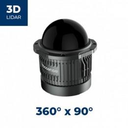 3D-Laserscanner RS-BPearl 360 x 90° von Robosense