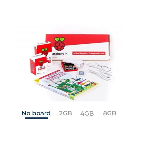 Kit Desktop FR Raspberry Pi 4