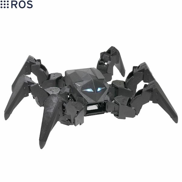 Kit hexapode PhantomX Mark IV (assemblé)