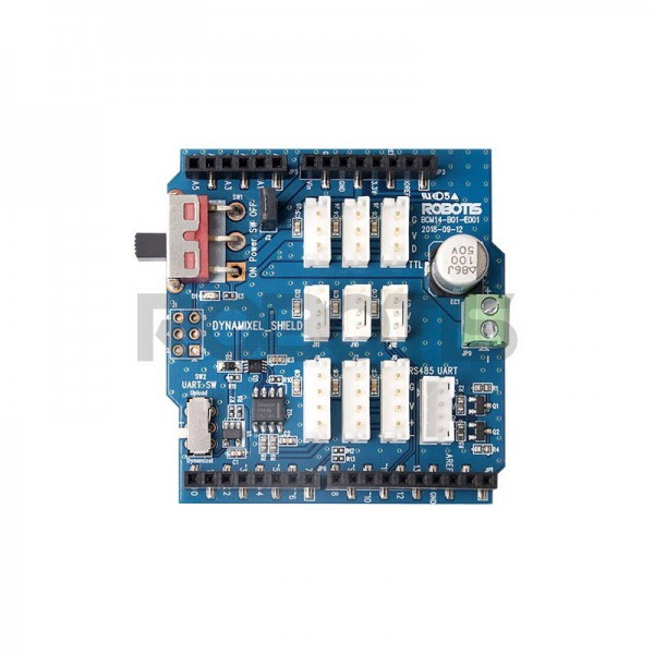 Dynamixel Shield for Arduino