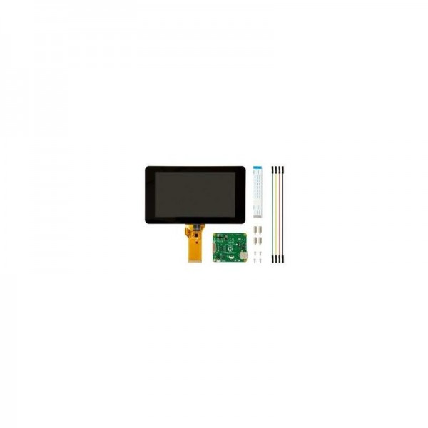 """Official Raspberry Pi 7"""" 800 x 480 Touch Display"""