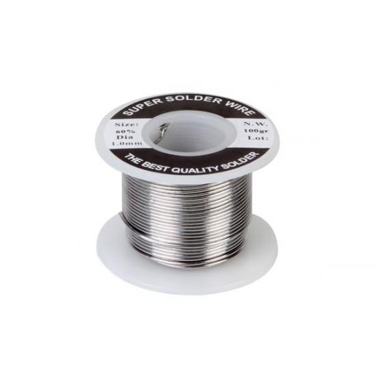 Tin Solder (100 g spool)