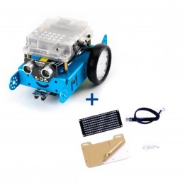 Kit mBot Explorer Bluetooth avec matrice de LED