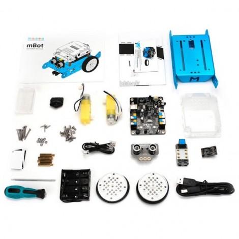 Bluetooth mBot Explorer Kit with LED matrix