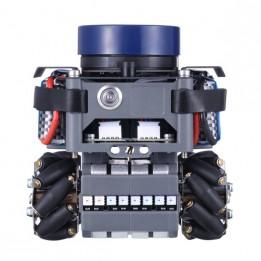 Lidarbot Odos open-source mobile base with Mecanum wheels