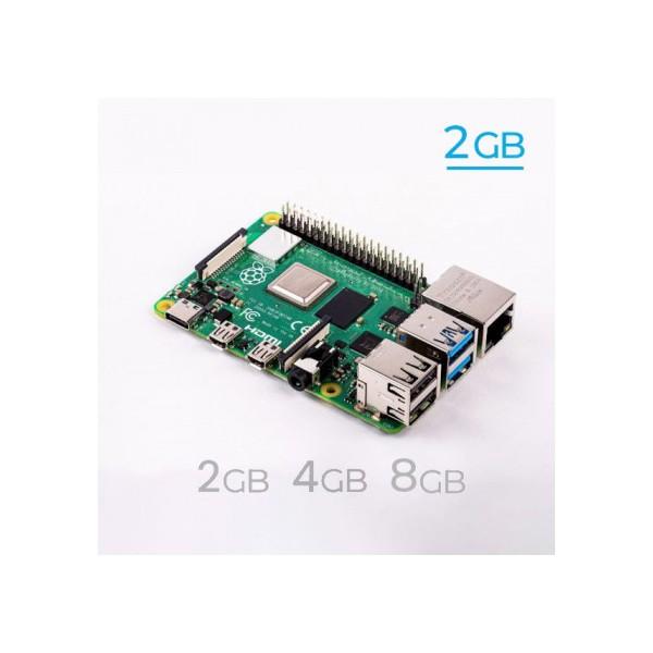 Raspberry Pi 4 modèle B