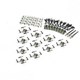 Essaim de drones programmables Crazyflie 2.1 - The swarm bundle