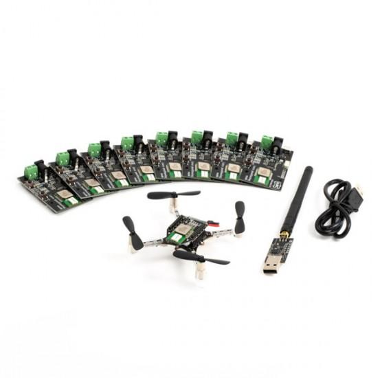 Drone programmable Crazyflie 2.1 - Indoor explorer bundle