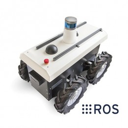 RR100 EDU ROS-Compatible Research Mobile Robot (UGV)