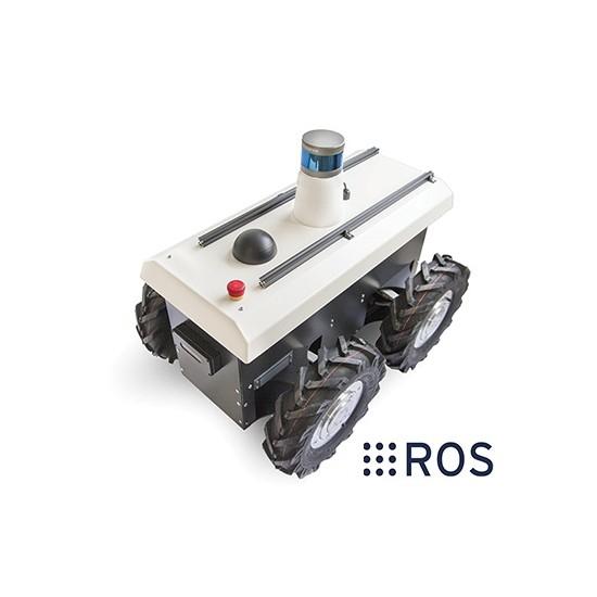 Mobiler, autonomer Forschungsroboter RR100 EDU (ROS-kompatibel) UGV