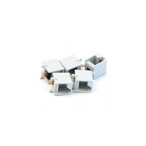 5 Connecteurs femelle pour robot lego NXT / EV3