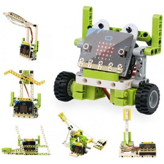 Pack Ring:bit Bricks - compatible Lego pour micro:bit (carte micro:bit non incluse)
