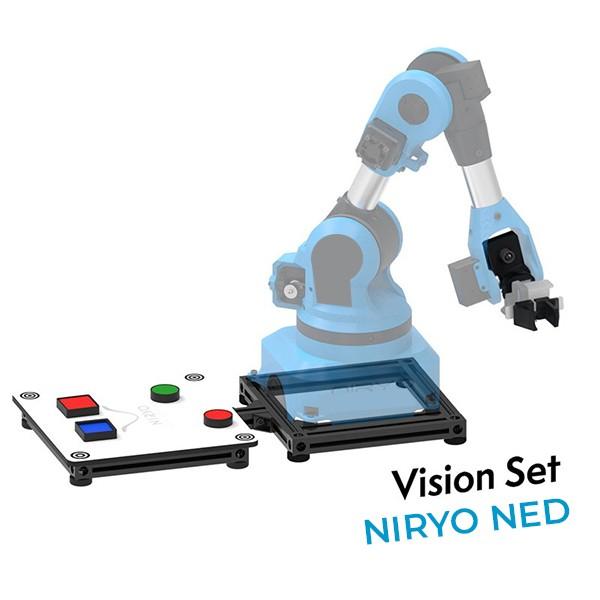 Vision set pour bras robotique Niryo
