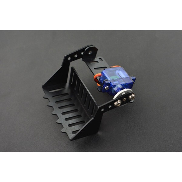 Kit Tractopelle (Loader) - Accessoire robot micro:Maqueen