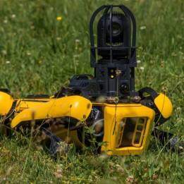 Payload: Boston Dynamics Spot CAM+