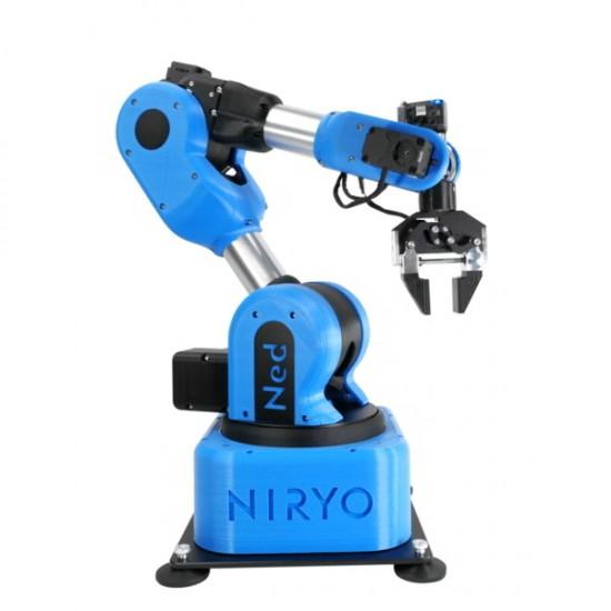 Bras robotique 6 axes Niryo Ned