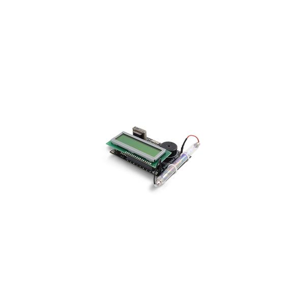 Radiation Sensor Board for Arduino + Geiger Tube