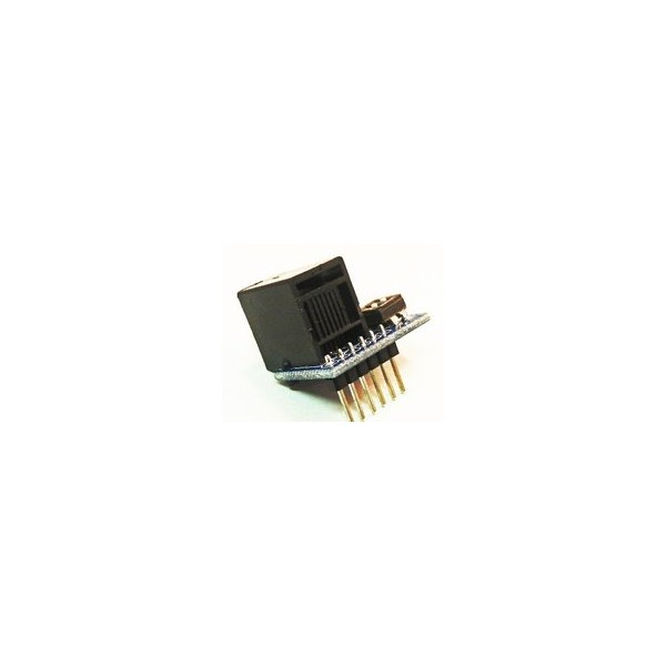 NXT and EV3 breadboard adapter