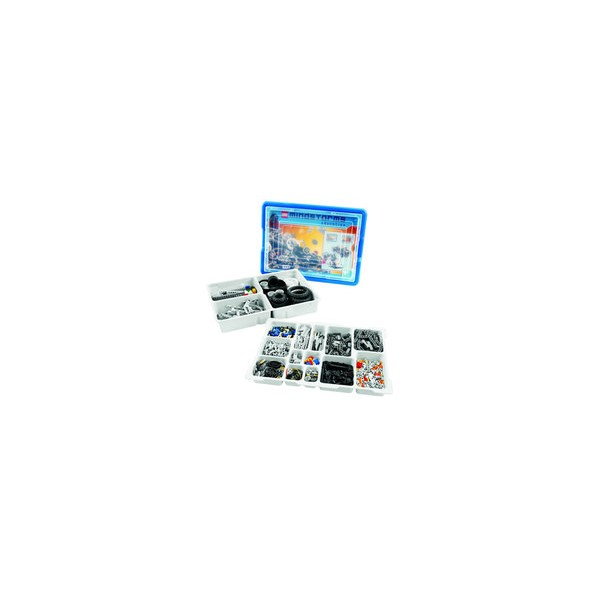 Lego Educational pack with 817 pieces developed by Lego Mindstorms NXT