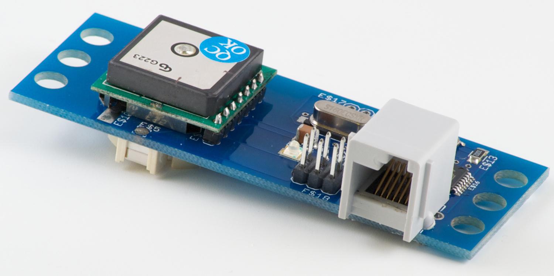 GPS sensor for Lego Mindstorms NXT Dexter Industries