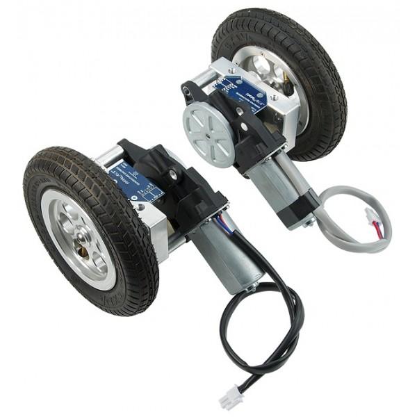 Motorized Wheels Kit For Mobile Robot Arlo