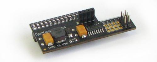 6-Channel Servo Motor Controller for Raspberry Pi