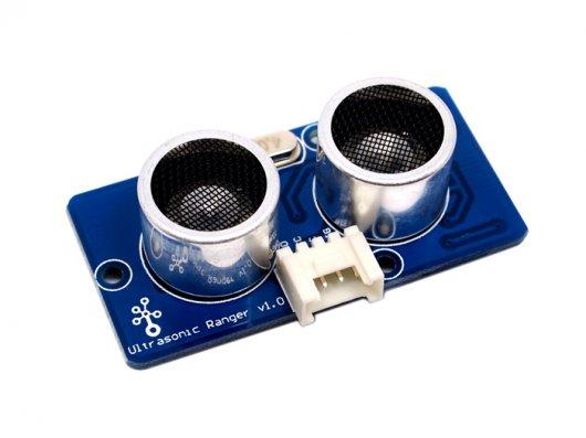 Laser Entfernungsmesser Ultraschall : Grove ultraschall entfernungssensor sen p