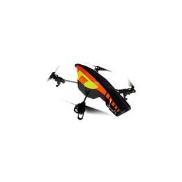 Parrot AR.Drone 2.0 mit gelbem Schutzgehäuse