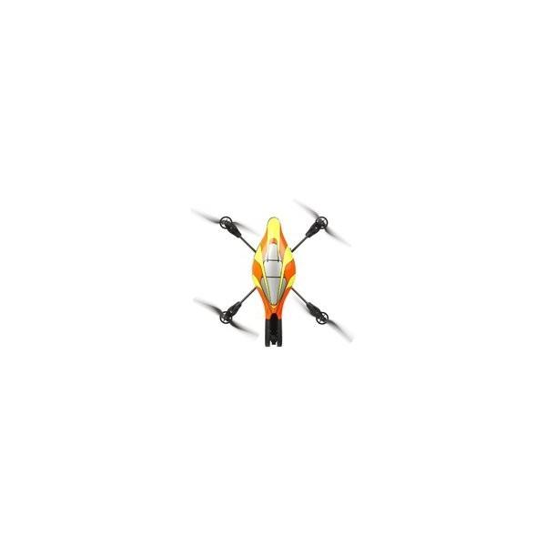 Parrot AR.Drone – Gelbes Schutzgehäuse