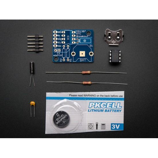 Kit horloge temps réel DS1307