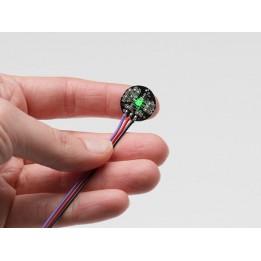 Pulsdetektor mit Verstärker