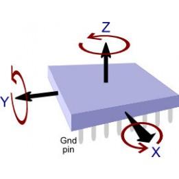Module gyroscope 3 axes L3G4200D