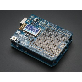 Bluefruit EZ-Link Shield - Bluetooth Arduino Serial & Programmer