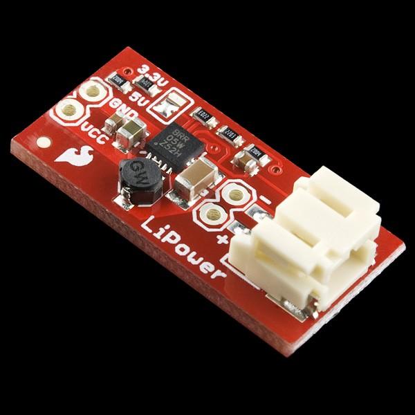 LiPower Spannungsregler für LiPo-Batterie