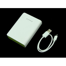 Mobiler Akku Power Bank 10000 mAh