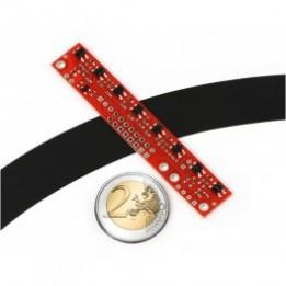 Capteurs de réflexion infrarouge QTR-8RC