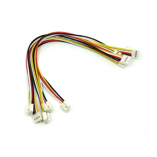4-Pin Kabel Grove 20 cm (5er-Pack)