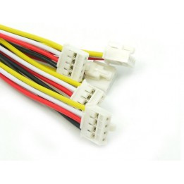Grove 4-Pin 20 cm Cables (pack of 5)