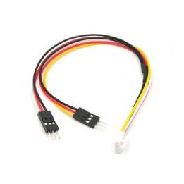 Câbles de branchement pour servomoteurs Grove (Pack de 5)