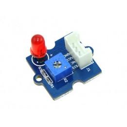 Grove Red LED Socket