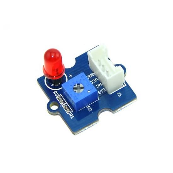 Socket LED Rouge Grove