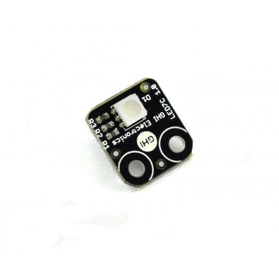 Module LEDs multicolores Gadgeteer