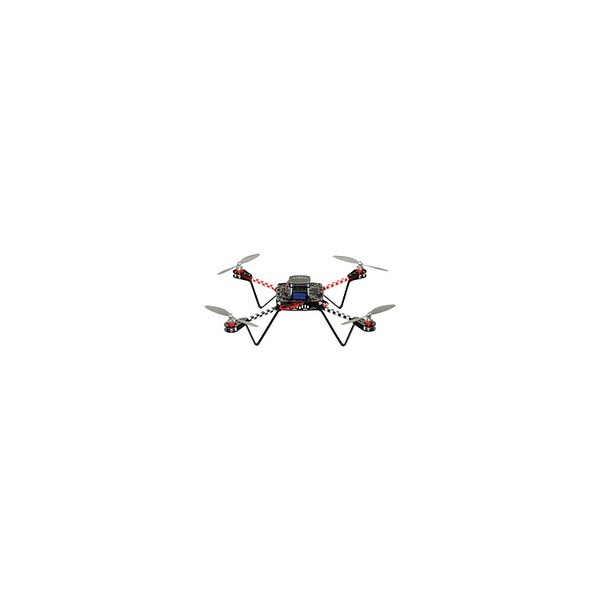 Quadrocopter-Drohnenbausatz ELEV-8 von Parallax