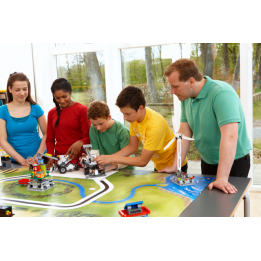 Green City Challenge Set for Lego Mindstorms