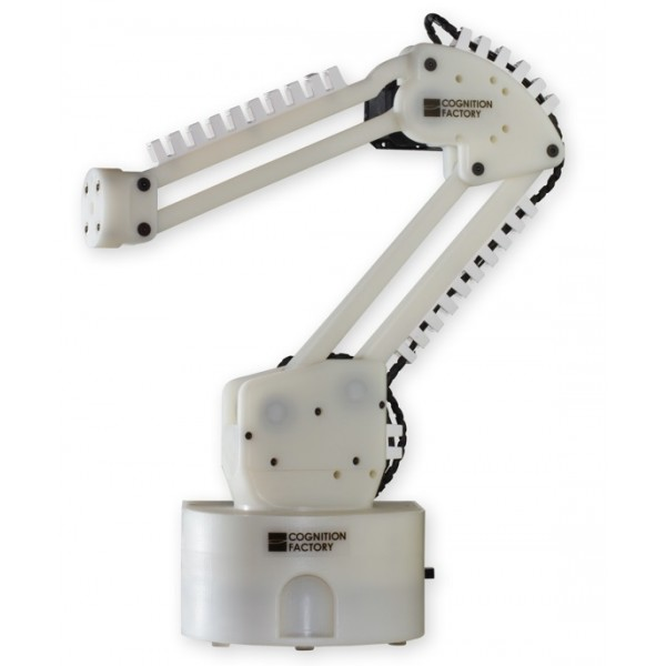 Cognition Factory's r0 robot arm with 3 degrees of movement