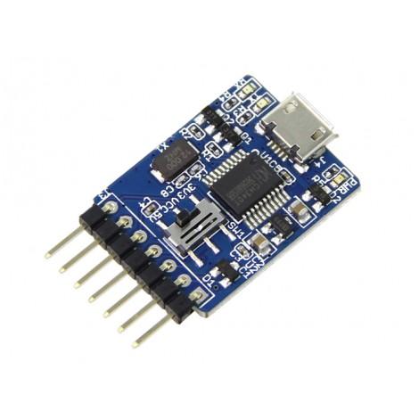 USB-to-UART 5V/3V3 Adapter